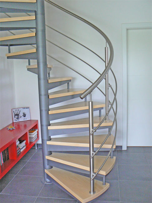 escaliers ferronnerie m lter feyen. Black Bedroom Furniture Sets. Home Design Ideas